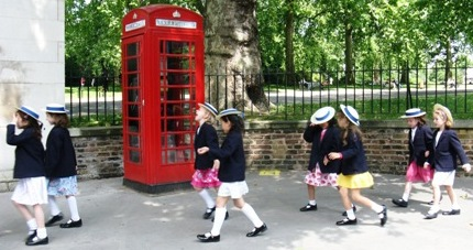 London Schoolgirls